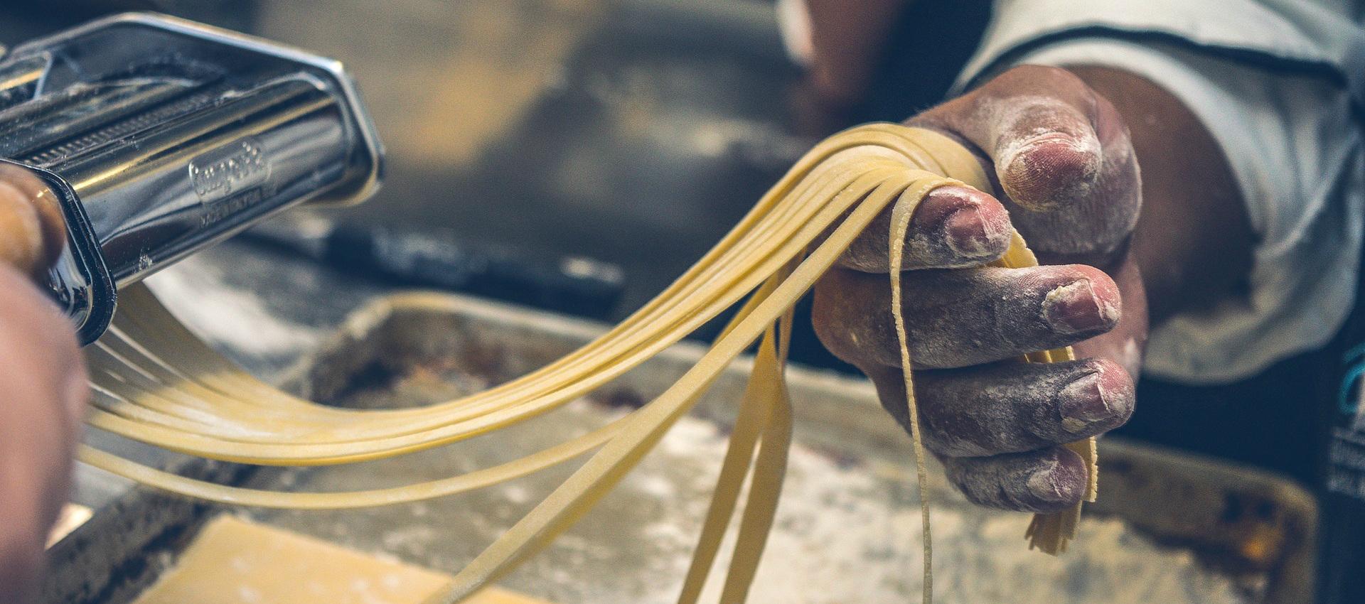 Handmade Pasta by Delizia