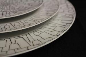 Plates by Delizia Ricevimenti