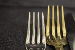 Cutlery by Delizia Ricevimenti