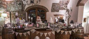 Dessert Corner by Delizia Ricevimenti
