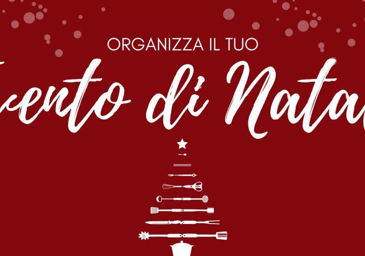 Organizza il tuo evento di Natale con il catering Delizia Ricevimenti
