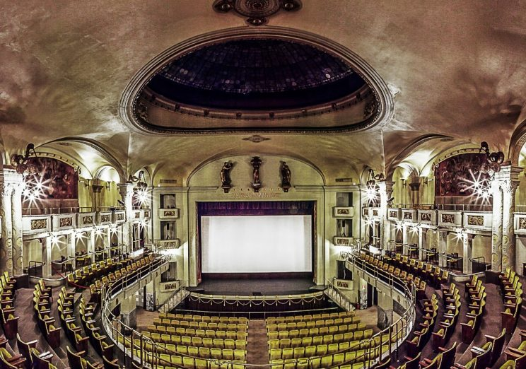 Cinema Odeon Firenze