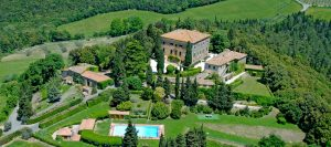 Villa di Ulignano